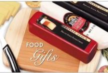 Yummy Logo Food Gift Ideas / After putting this board together we can say, yep, we're hungry, too.