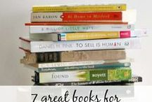 The Book Shelf / Books I'd love to read, have read and plan to read.
