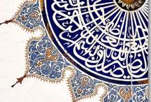 Arabic calligrafy