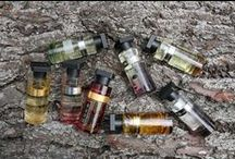 Ineke / Elegant collection of artisanal perfumes, perfumer Ineke Ruhland, San Francisco  at Annindriya Perfume Lounge, Amsterdam