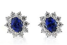 Sensational Sapphires / We love sapphires! At T. Foster & Co., all of our sapphires are the brightest and clearest blue, and look great in any setting.