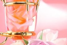 Pink, roze / Perfume and scented inspiration around pink