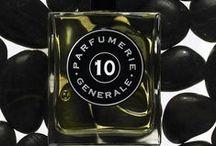 Black, noir, zwart / Inspiration for colour and perfumes