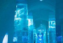 Blue, blues, blauw, blau, indigo, aqua / Perfumes and scent inspiration