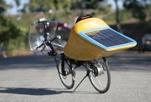 solar powered bicycles