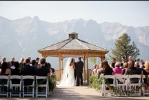 The Silvertip Resort Venue / Silvertip Resort provides a customized wedding venue for your special day. A gorgeous backdrop for your ceremony, followed by multiple function rooms for your ceremony. Weddings in any season, is beautiful at Silvertip Resort. http://silvertipresort.com/weddings
