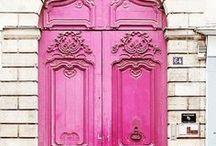 Architecture - Doors / Windows / by Scarlett Litherland