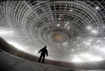 SciFiScapes / Otherworldly photos taken on our well-known planet Earth.