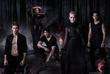 The Vampire Diaries/Originals