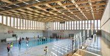 AZC - Sport / AZC - SPORTS HALL - Strasbourg - FR  Copyright © SERGIO GRAZIA