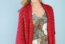 Crochet Jackets and Sweaters