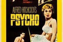 Hitchcock's Psycho Publicity