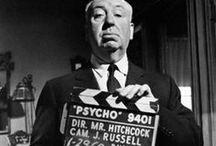 Hitchcock's Psycho Stills