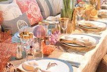 Tables - Allestimento tavoli / Allestimento tavoli x ogni occasione