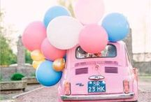 Pastel Wedding/ Svadba v pastelových odtieňoch