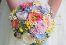 Bouquets/ (Ne)svadobné kytice
