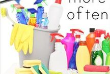 Natural Cleaning and household managment