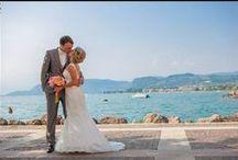 Lake Garda Weddings / Destination Weddings on Lake Garda -Unique and interesting locations for your wedding with WOW factor on Lake Garda! Visit also http://www.italianlakeswedding.com/blog/weddings-on-lake-garda/