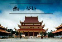 Vacations in Asia with Wyld Family Travel / Idea's for a trip to Asia Asia for families Family friendly Asia Top tips for Asia Travel in Asia