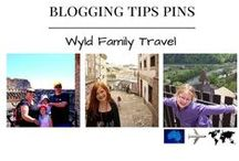 Blogging  with Wyld Family Travel