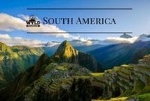 South America with Wyld Family Travel / Deserts, glaciers, mountains and famous beaches. South America is amazing! South America for families Top Spots in South America Top Tips for South America
