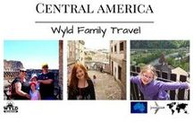 Central America & Caribbean with Wyld Family Travel / Countries off the coast of the USA and landlocked between Americal and Columbia