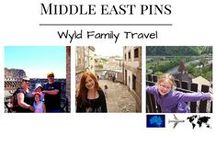 Middle East Countries with Wyld Family Travel