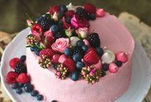 Backen  / Kuchen, Torten, Cupcakes, Backen