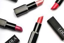 LOLA Lips / Our gorgeous Lip range