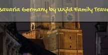 Bavaria Germany with Wyld Family Travel / Munich, Munchen, Visit Munich, Munich attractions, what to see in Munich, Neuschwanstein Castle, Linderhof Palace, King Ludwig, Beer, Beer Gardens, Nuremburg, Dachau, Bayern Munich