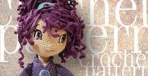 YALALAManufactory / Crochet doll