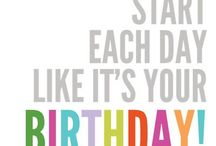 Happy. BIRTHDAY to ME