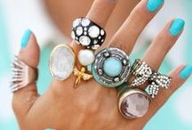 jewelry and things / by Mallory Delia