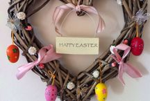 Easter / Easter crafts and decorations  / by Laura O'Neill