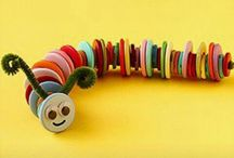 Crafts with the kids / Kids crafts / by Laura O'Neill