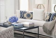 Interiors > Living Room / Imagery to inspire my future living room. / by Chic & Sugar | Kimberly FitzSimons