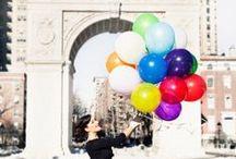 Balloons Make Us Happy!