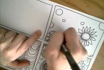 Zeichnen / Kritzeln / Doodle