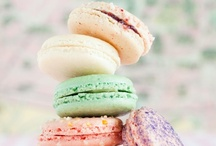 macarons 马卡龙 ♥ / by Chyna Bel 佳 ♥