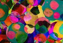 •L'Art en couleurs / Colors, peintures...