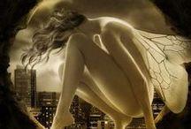 Fairies & Mythical Creatures / by * RobsFan-tasy *