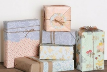Gifts & Wrapping / by Button Love (Candice)