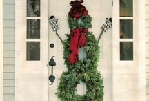 Winter Holiday ideas / by Deb For Blue House Boutique