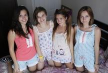 Penteen Ladies ile Pijama Partisi