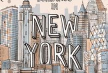 New York City / Planning to travel to New York? What we love the most about the city we live in.