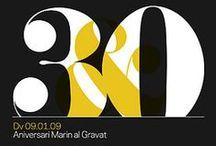 Design // Typography & Calligraphy