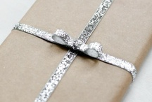 gift wrap ideas 礼物构想 ♥ / by Chyna Bel 佳 ♥