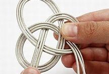 Bänder_Magnete_Anhänger_Pins / DIY