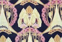 •Patterns / Fabric design, Graphic design, imprimés, graphiques