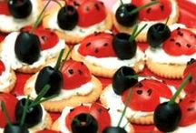 Creative Foods & Desserts / Check out these creative and uniquely decorated dishes